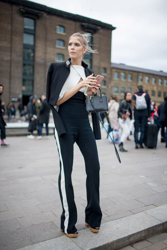 London Fashion Week Streetstyle Kisterss